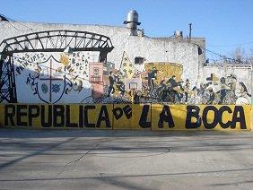 Buenos Aires - Quartier de La Boca (samedi) dans Buenos Aires DSC05657